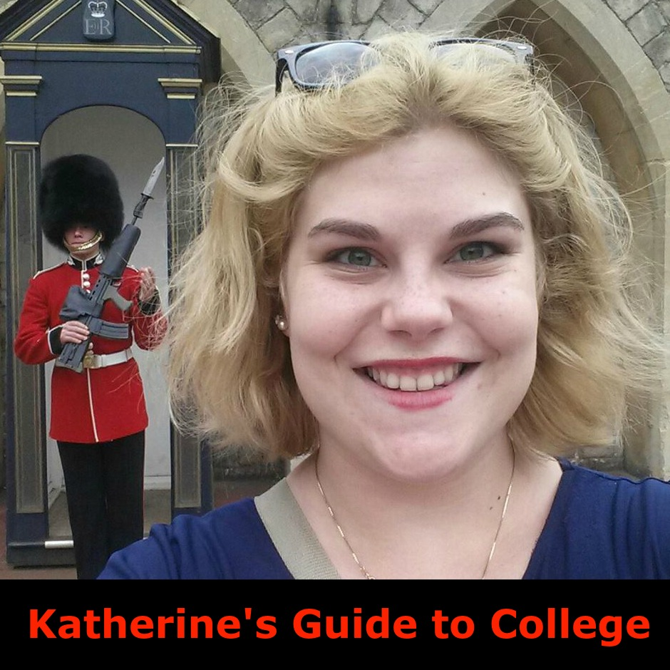 Katherine's Guide to College: Class in Session
