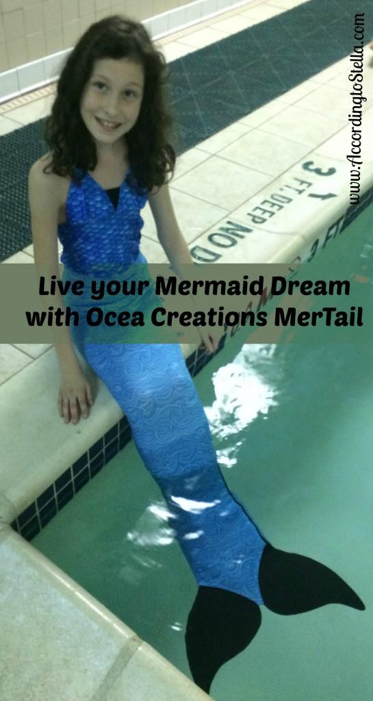 The FINominal Ocea Creations MerTail #oceacreations