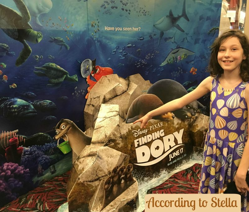 Movie Review: FINDING DORY #FINDINGDORY