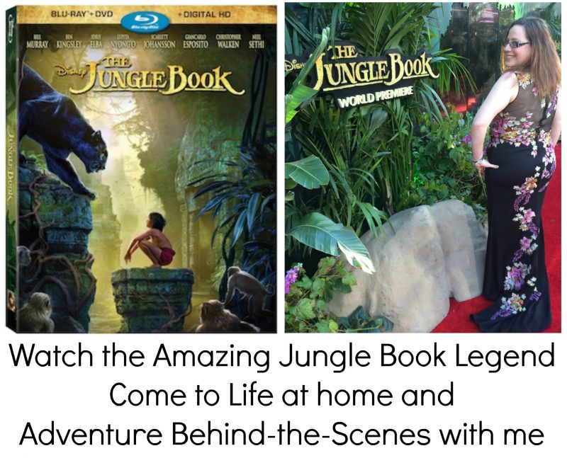 Bring Home the Amazing Jungle Book in August