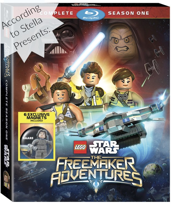 LEGO Star Wars: The Freemaker Adventures Reveals The Legend Of The Kyber Saber
