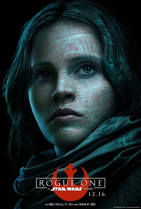 #RogueOne – A Star Wars Story NEW POSTERS