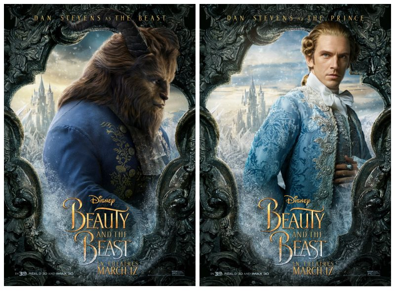 Dan Stevens My Prince From Downton Abbey Fits The Role Of Beast And Brilliantly