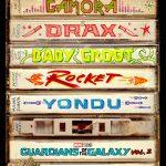 GUARDIANS OF THE GALAXY VOL. 2 Big Game Spot & Poster #GotGVol2