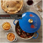 Williams Sonoma debuts BEAUTY AND THE BEAST Le Creuset Cookware #BeOurGuest #BeautyAndTheBeast