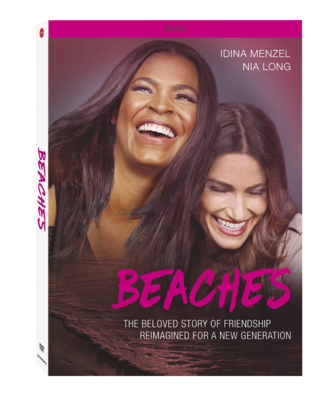 Relive the emotional journey: BEACHES arrives on DVD May 9th #lionsgateathome