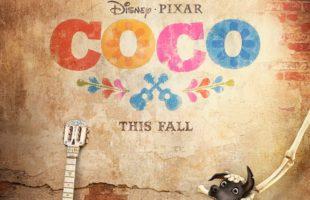 Teaser Trailer: Disney·Pixar's COCO #Coco
