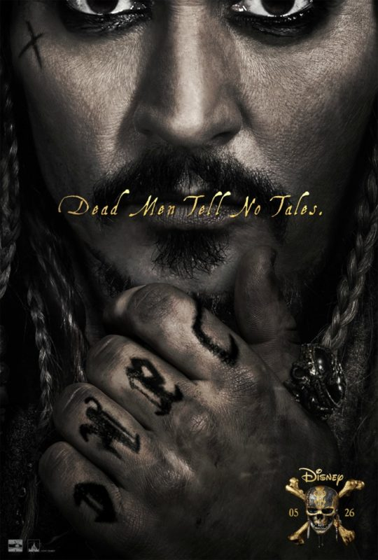 Captain Jack Sparrow Featurette and TV spot #PiratesLife #PiratesOfTheCaribbean