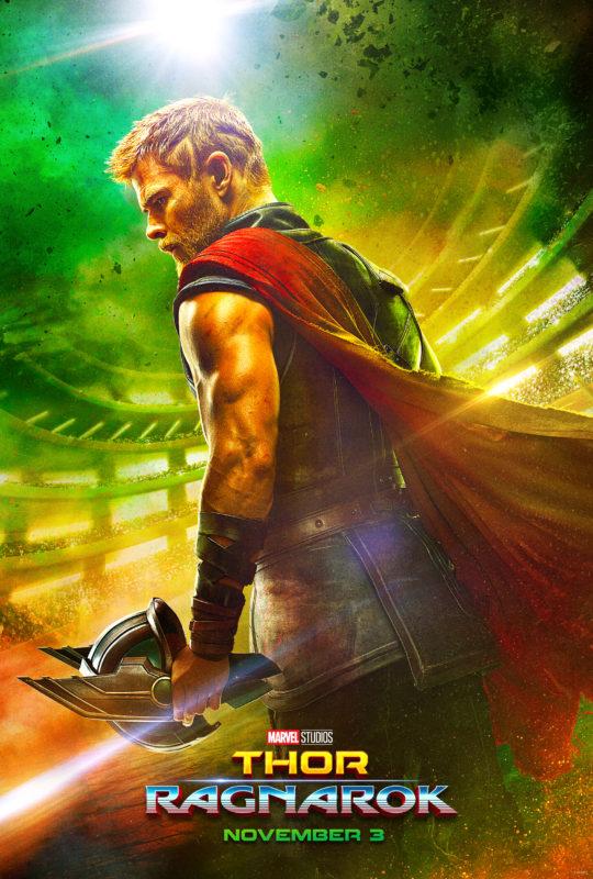 Thor: Ragnarok Teaser Trailer #ThorRagnarok