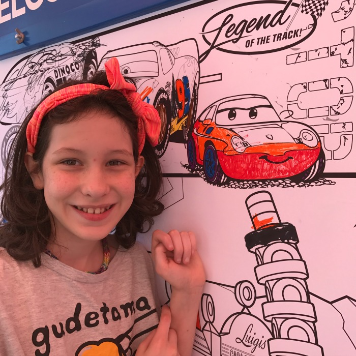 Meet Lightning McQueen on tour at the ROAD TO THE RACES near you #cars