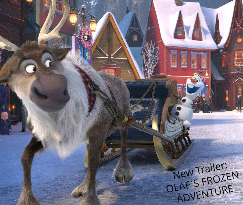 Pixar Announces Olaf Short to join Coco in November #OlafsFrozenAdventure  #Coco