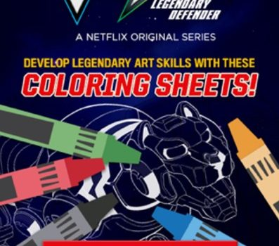 Ready for more intergalactic adventures with your favorite Paladins and their Lions? #voltron