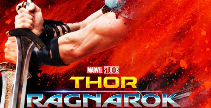 Advanced Tickets Now Available for Thor: Ragnarok! #ThorRagnarok