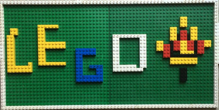 October Challenge – Legos