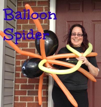 My Halloween Costume: Pet Spider #halloween