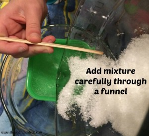 Adding Mix