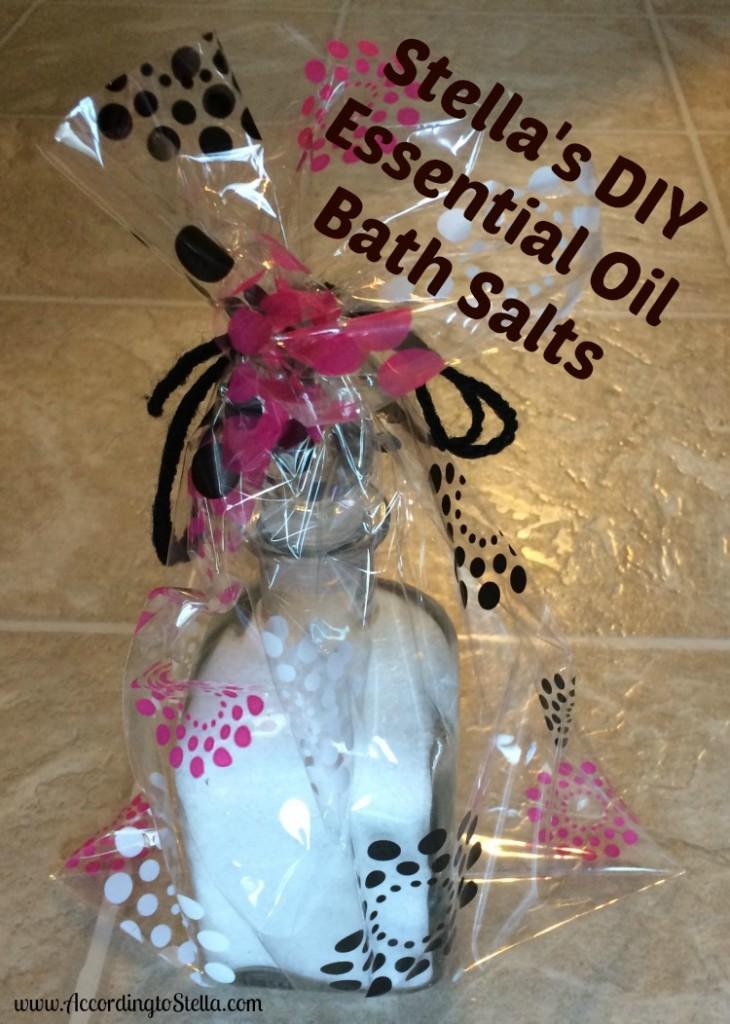 DIY – Bath Salts