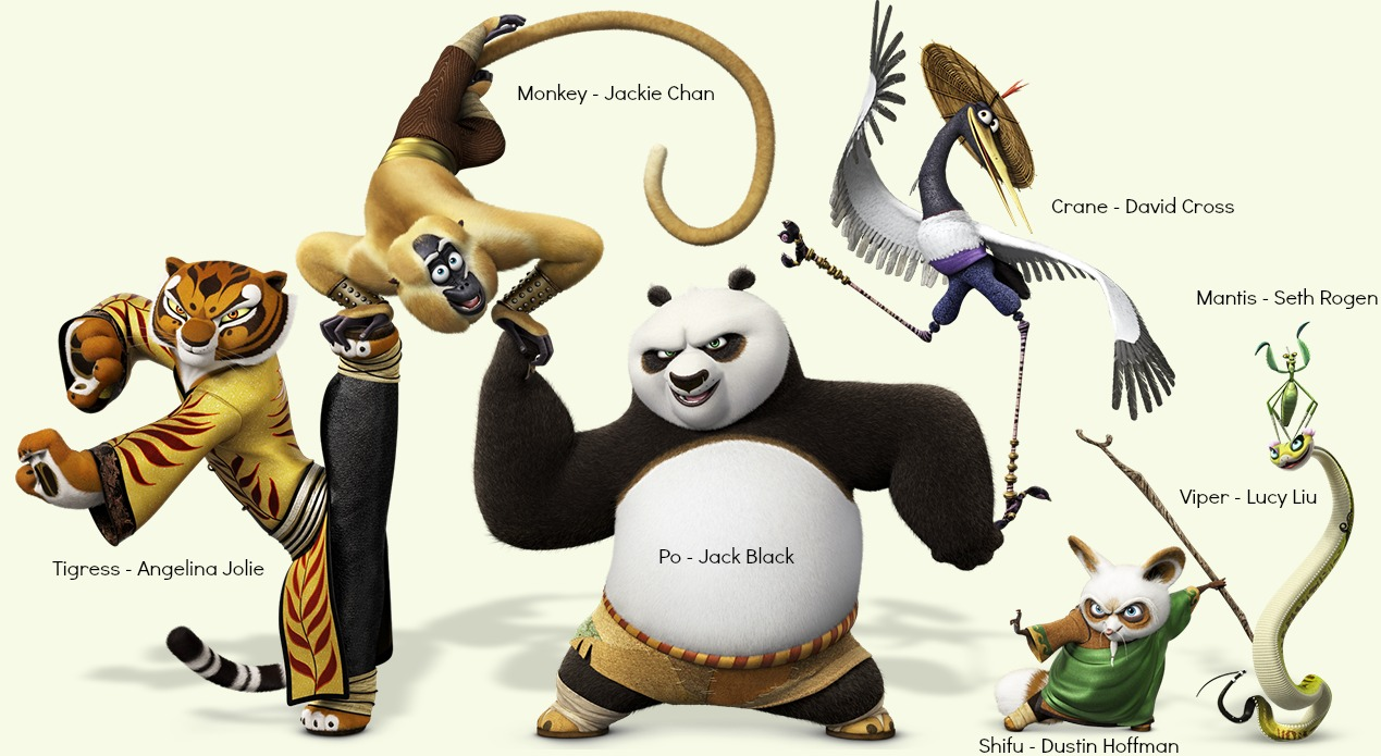 Movie Review Kung Fu Panda 3 More Awesomeness According To Stella