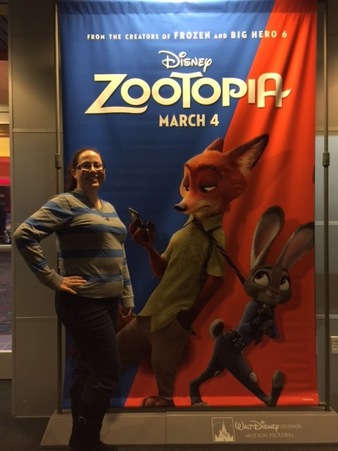 Movie Review: Zootopia *no spoilers*