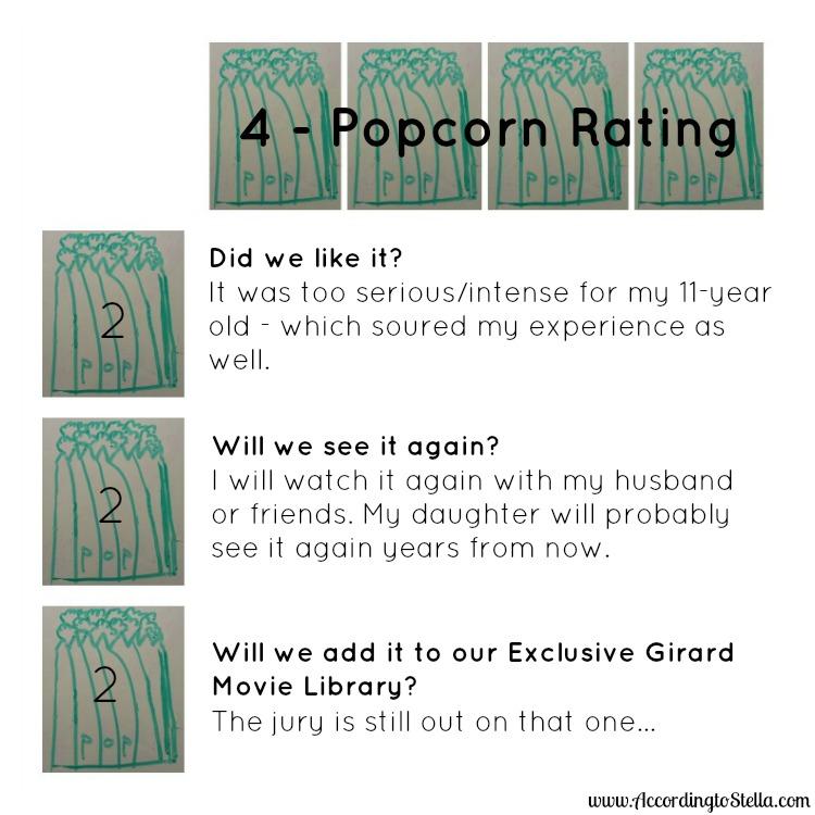 Zootopia rating