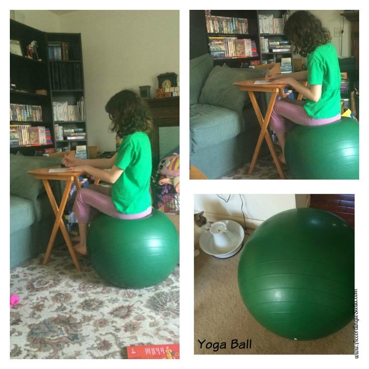 yoga ball - 2