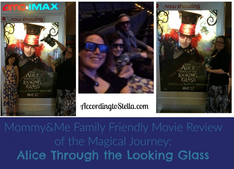 Movie Review: ALICE THROUGH THE LOOKING GLASS #throughthelookingglass