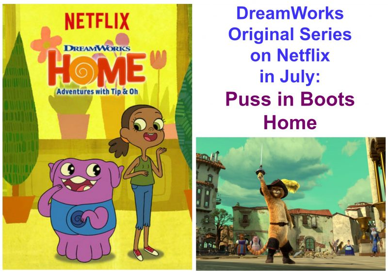 July Tune In: DreamWorks Animation on Netflix