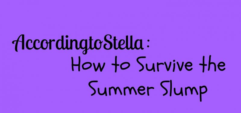 Summer Reading and More