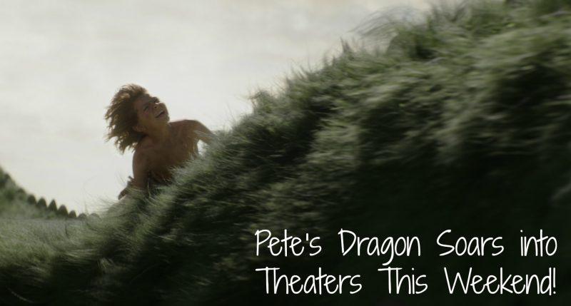 Pete's Dragon Opening Weekend!