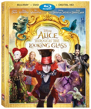 Home Theaters Welcome: Alice Through The Looking Glass October 18th
