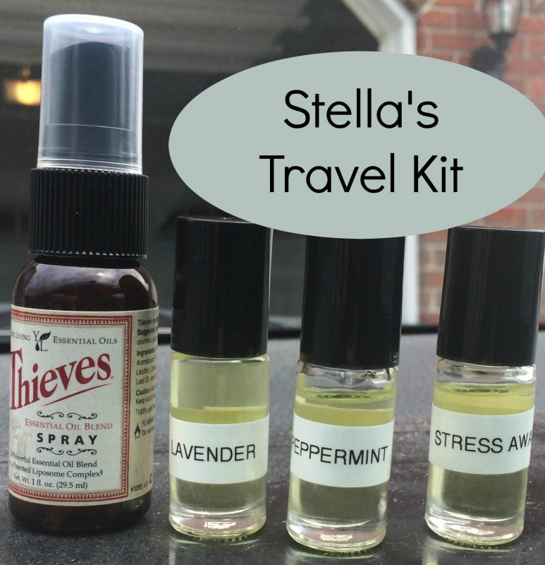 Travel Healthy with Young Living Essential Oils