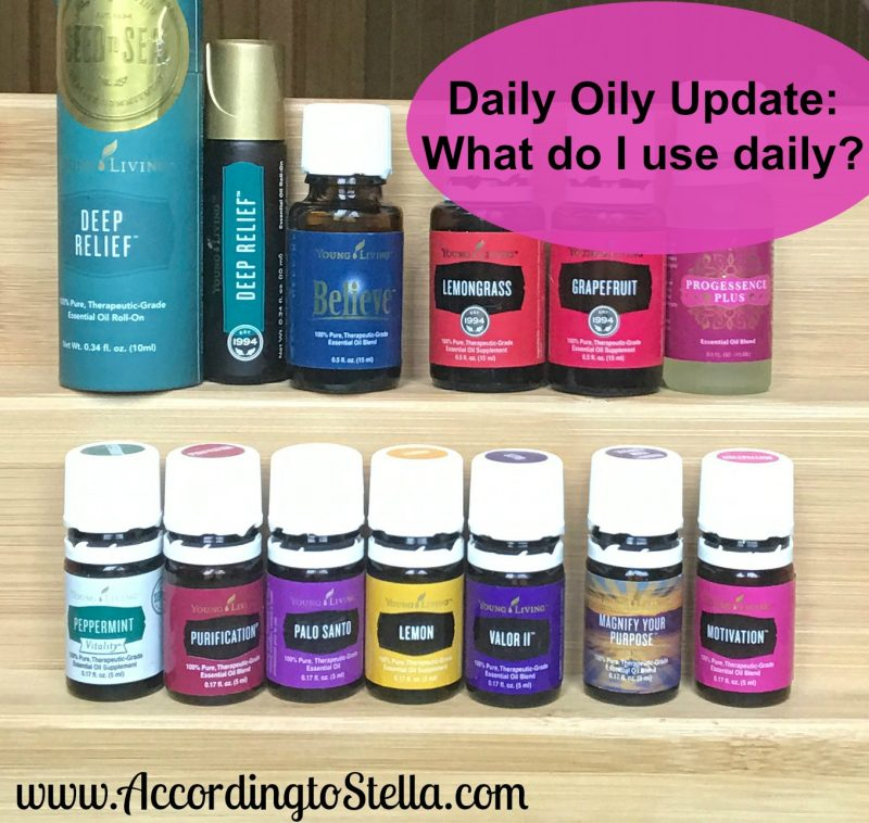 Daily Oils Update
