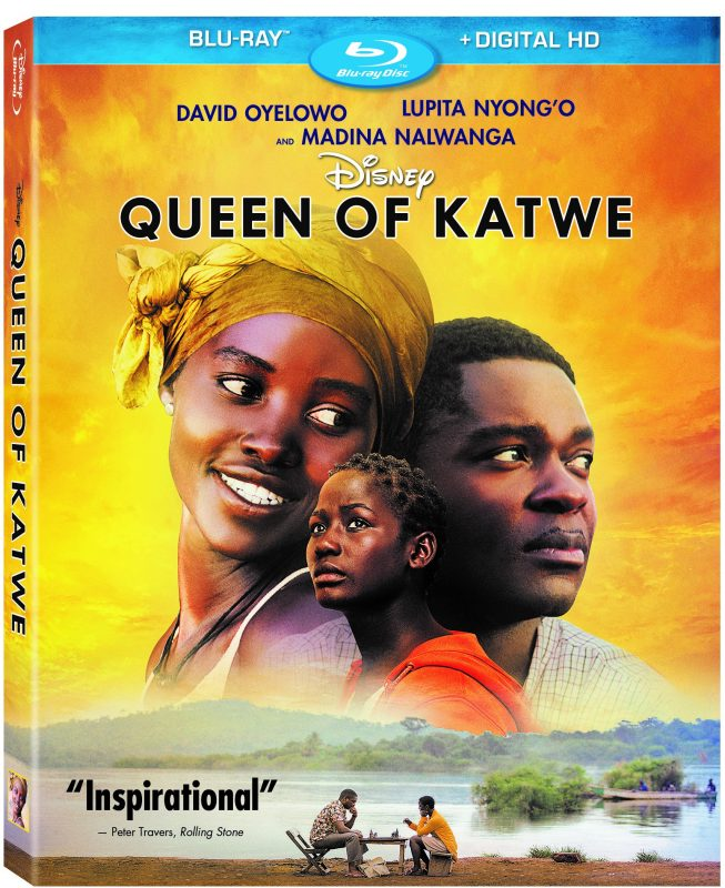 Planning our next family night with Disney's Queen of Katwe (PG) #queenofkatwe