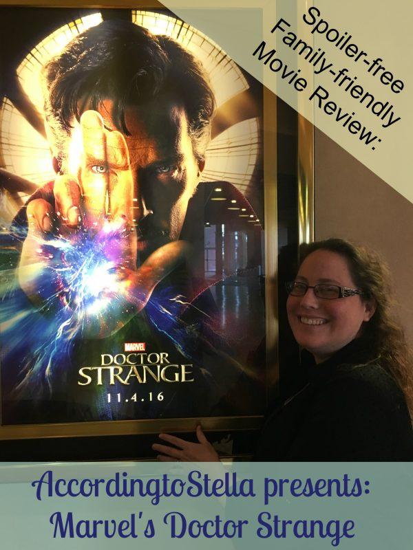 Movie Review: Marvel's DOCTOR STRANGE #DoctorStrange