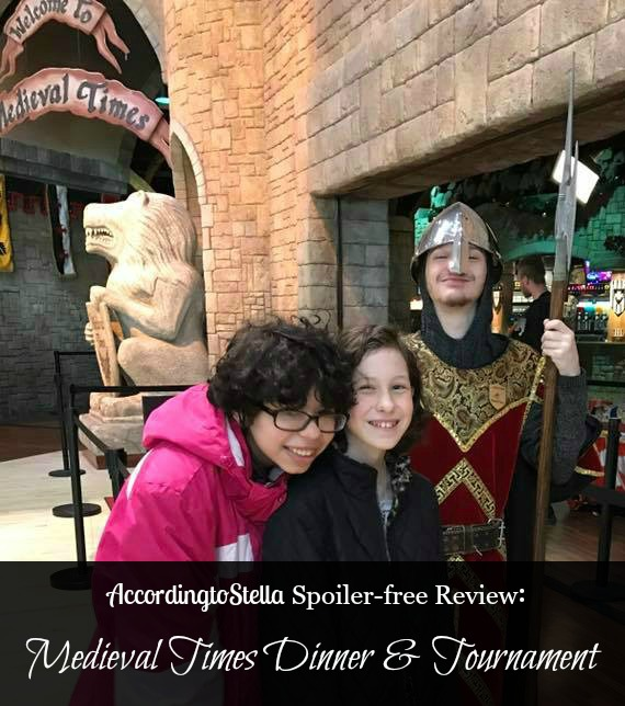Medieval Times: Delicious Dinner & Epic Entertainment for all ages! #MedievalTimes