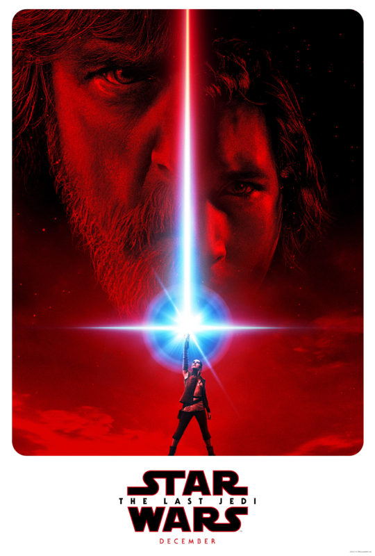 STAR WARS: THE LAST JEDI teaser trailer and poster #TheLastJedi