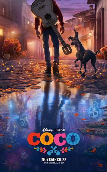 Sparkly New Trailer for Disney•Pixar's COCO #Coco
