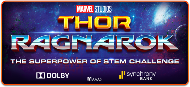 Calling on Girls: Channel Your STEM Superpowers for Good and a Chance to Win a Trip to THOR: RAGNAROK Premiere #ThorRagnarok