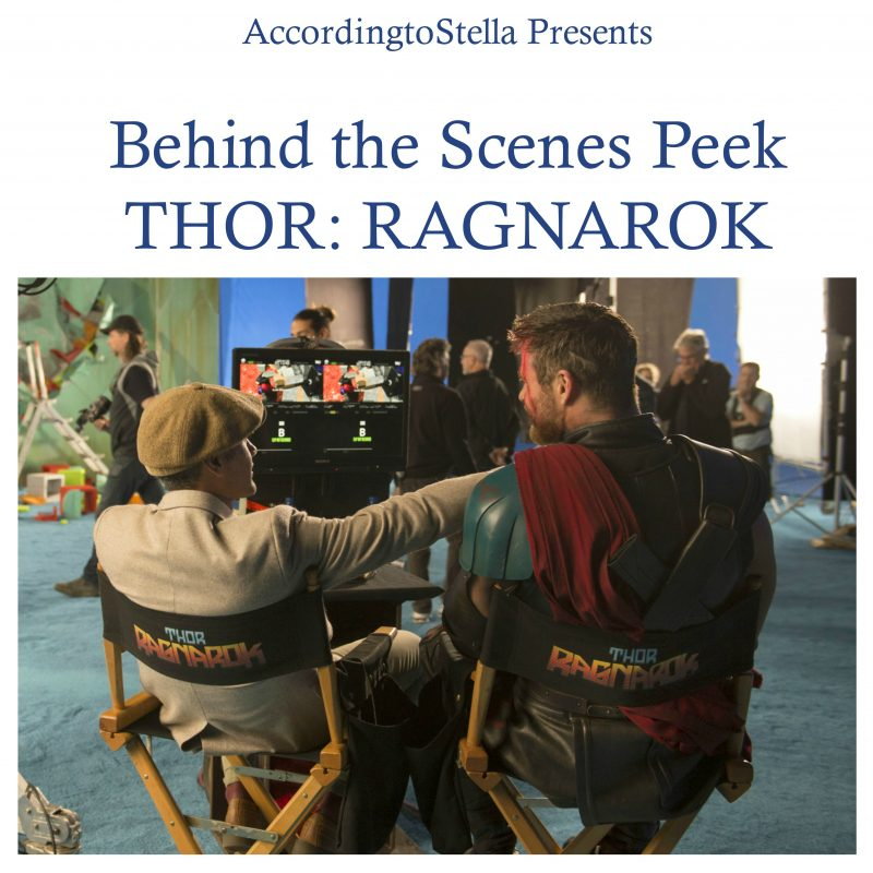 Sneak Peek – THOR: RAGNAROK Featurette #ThorRagnarok