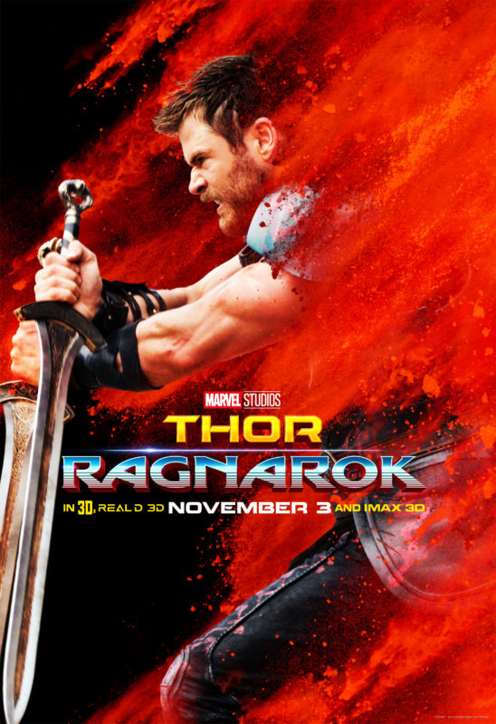 Advanced Tickets Now Available for Thor: Ragnarok! #ThorRagnarok