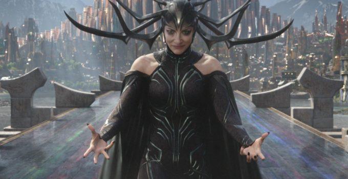 Meet Marvel's Cinematic First Female Villain, HELA #ThorRagnarok