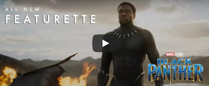 Two New Featurettes: Black Panther