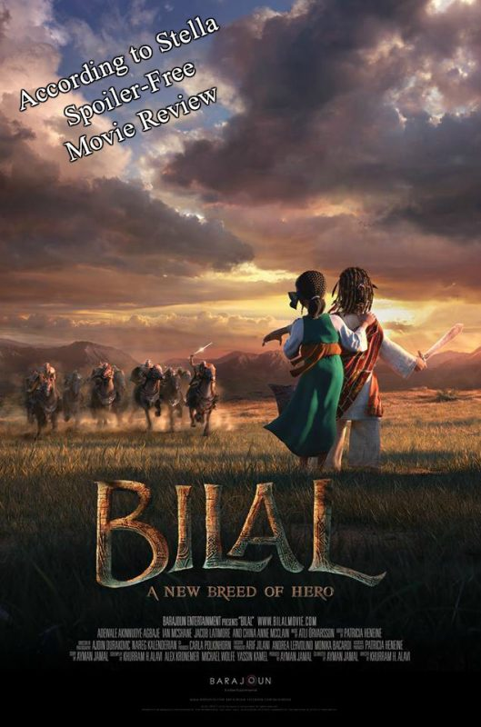 Spoiler-free Movie Review – Bilal: A New Breed of Hero (PG-13)