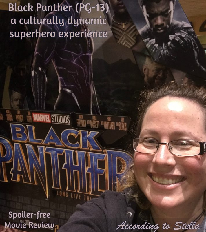 Spoiler-Free Movie Review – Black Panther (PG-13): a culturally dynamic superhero experience #blackpanther