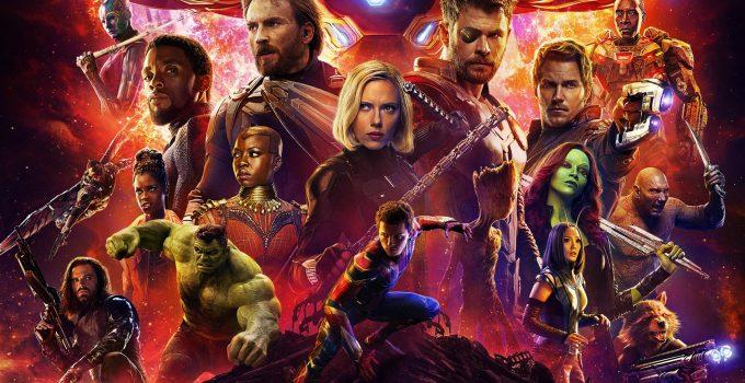 Marvel Studios'AVENGERS: INFINITY WAR Trailer and Poster #InfinityWar