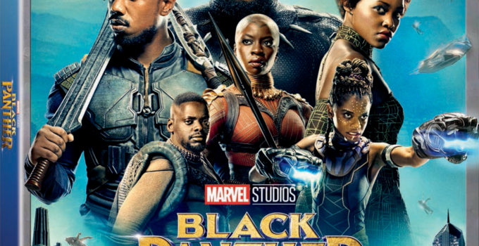 Wakanda Forever! Black Panther now available on Digital and Movies Anywhere #blackpanther