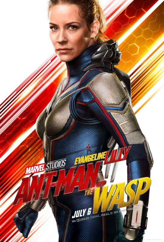Who is the Wasp? Featurette #AntManandWasp
