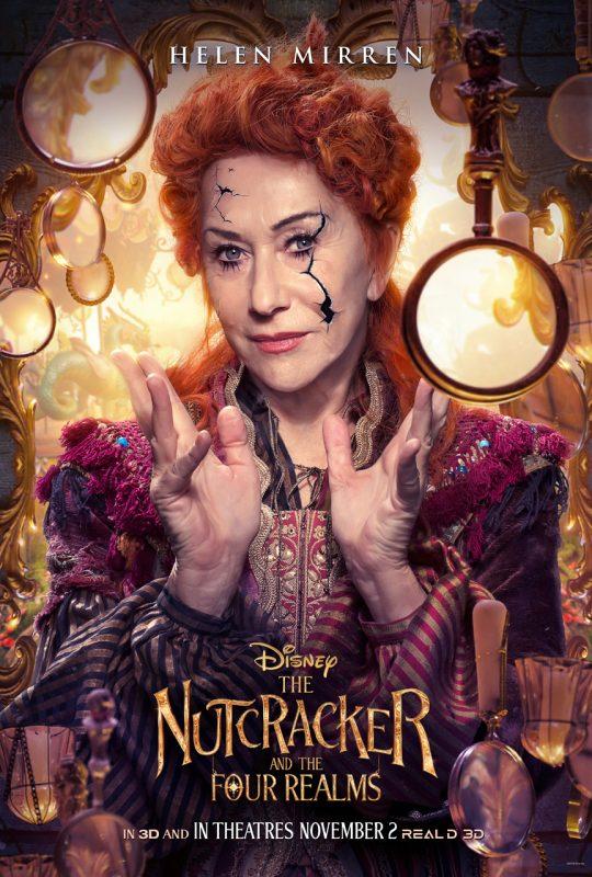 Disney's The Nutcracker and the Four Realms new posters #DisneysNutcracker