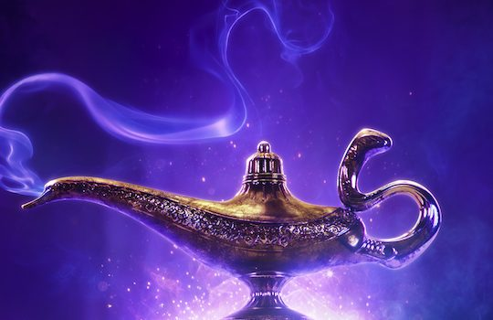 Disney's Aladdin Teaser Trailer #Aladdin