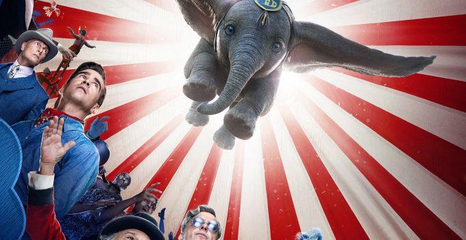 Tim Burton's Live-Action Dumbo Trailer #Dumbo